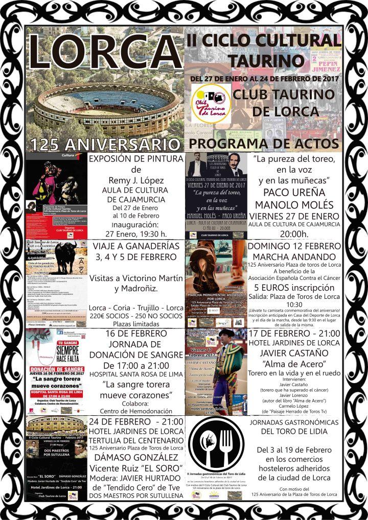 ii-ciclo-cultural-taurino-de-lorca
