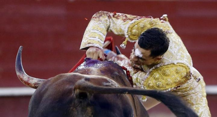 Segunda corrida de toros de la Feria de Julio