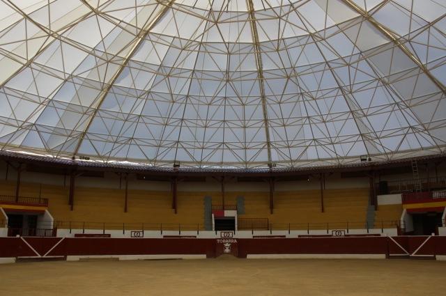 plaza de toros tobarra
