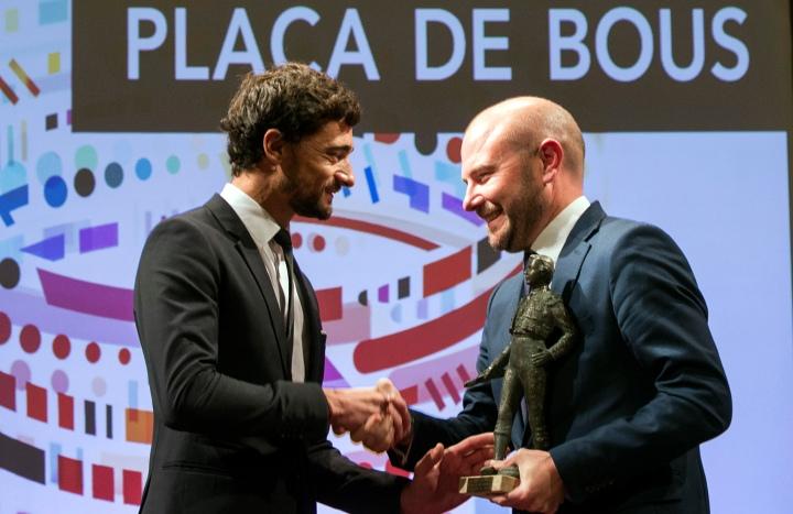 Entrega trofeos taurinos Diputación foto_Abulaila (6)