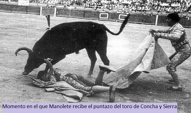 manolete-cornada-murcia-kE8B--624x371@La Verdad