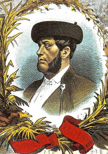 1884-05-19 La lidia Manuel Dominguez (Detalle retrato)_thumb[4]