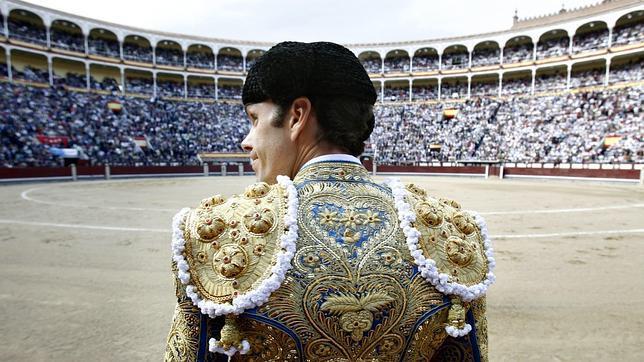 José tomás en Madrid