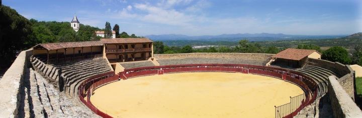 bejar-28052012-Plaza de Toros del Castañar - La Ancianita Panorama