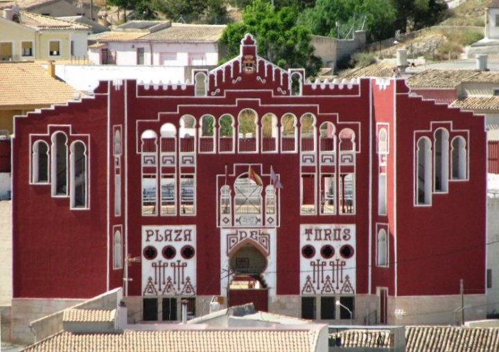Plaza de Toros Caravaca