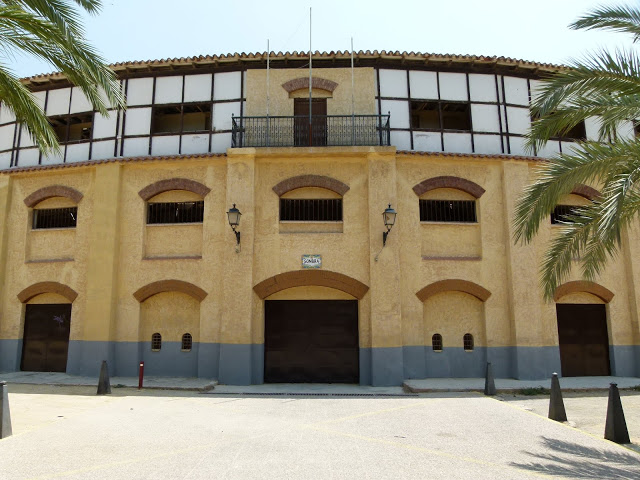 Plaza de toros de Lorca, Murcia - P1350436 (7)