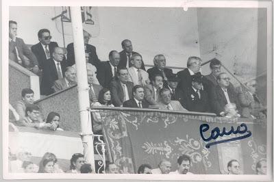 FOTO LAMARCA PALCO VENTAS, PEPIN, LUIS RODRIGUEZ