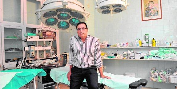 EQUIPO DE DOCTORES DE LA PLAZA DE TOROS CONDOMINA DE MURCIA