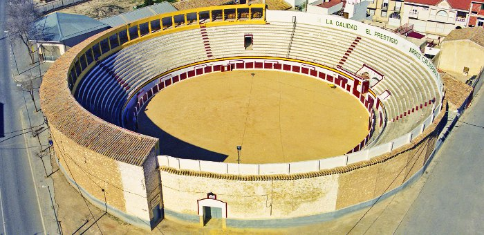 plaza toros calasparra