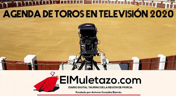 TOROS EN TELEVISIÓN 2019
