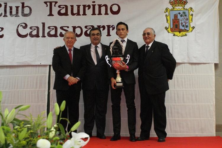Filiberto Martinez Trofeo Espiga de Plata 2012
